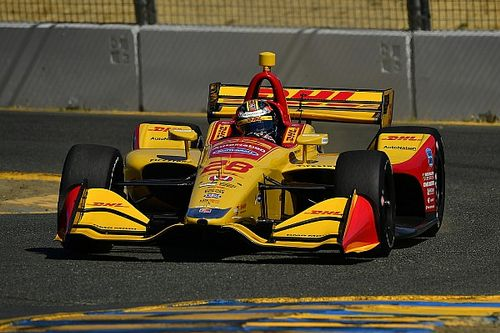 Qualifs - Hunter-Reay en pole devant Dixon !