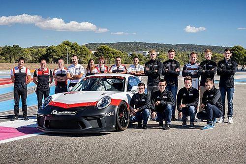 Le volant de l'Espoir Porsche Carrera Cup France est mis en jeu!