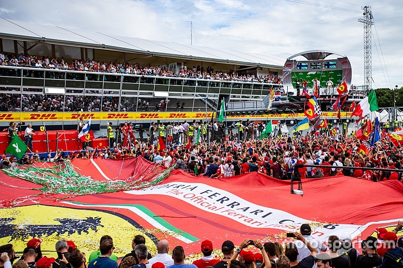F1: Les horaires TV di RSI, Sky et Canal+ du week-end du Grand Prix d'Italie