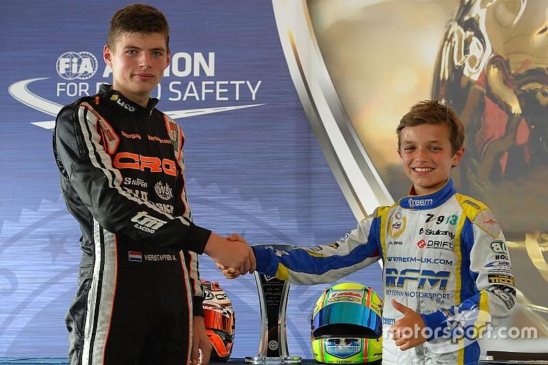 Norris heeft bewondering voor 'racer' Verstappen
