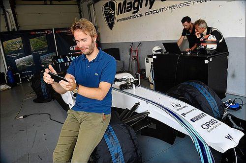 Dua gamer mobile jajal F1