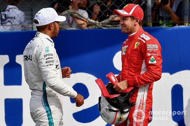 """Hamilton demande """"plus de respect"""" envers Vettel"""
