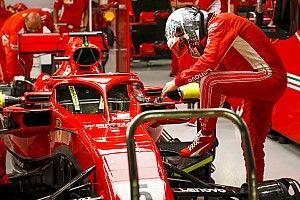 Test Pirelli: Vettel rileva Leclerc sulla Ferrari al Ricard. Mercedes prosegue con Bottas