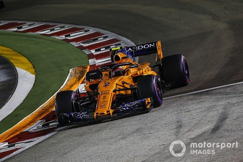 """Vandorne, Rusya'da McLaren için """"ortalama"""" bir yarış bekliyor"""