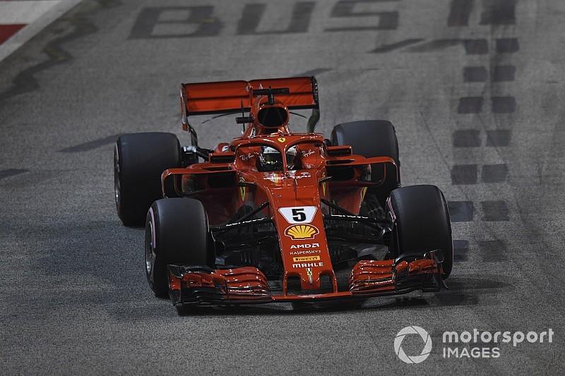 "Ferrari qualifying flop leaves Ricciardo with ""optimism"""