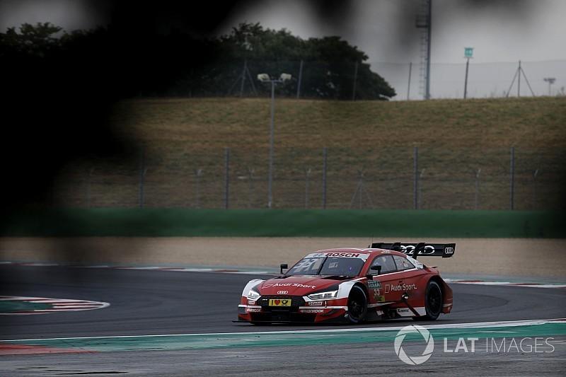 DTM Nürburgring 2018, Samstag: Die Startaufstellung in Bildern
