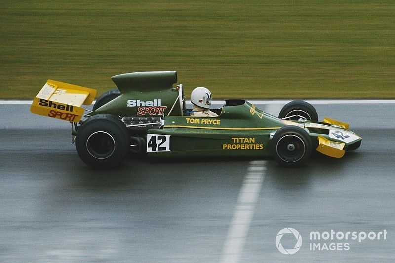 Rétro 1973 - La Rondel/Token RJ02 de Formule 1