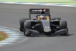 Karthikeyan tests next-gen Super Formula car