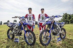 Yamaha MXGP tersemat logo 'Semakin di Depan'