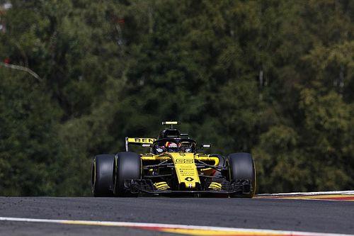 Engine changes set final Belgian GP grid
