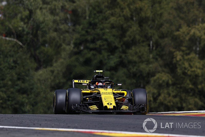 Engine changes set final Belgian GP grid