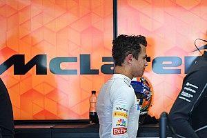 A két F1-es szupertehetség csatája Monzából: Russel Vs. Norris