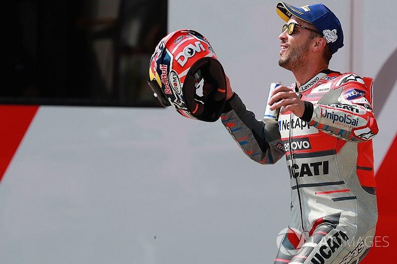 """Andrea Dovizioso meldet sich zurück: """"Ein perfektes Rennen!"""""""