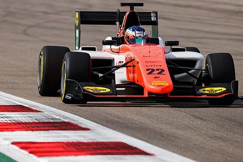 GP3 Sochi: Beckmann wint, indrukwekkende Verschoor pakt podium