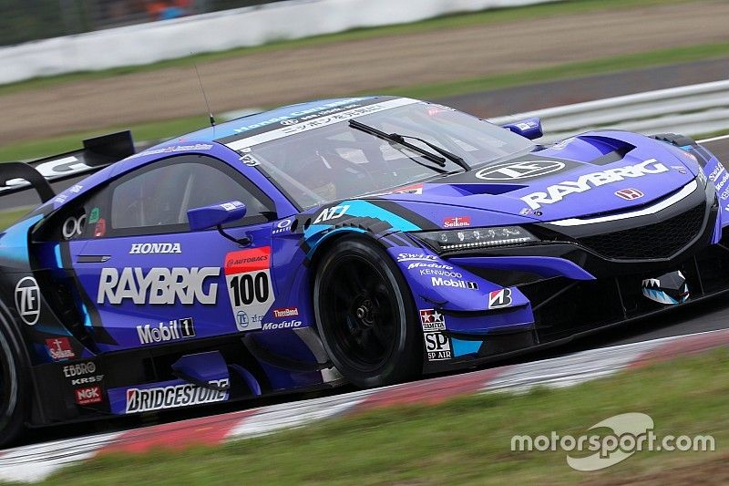Sugo Super GT: Button scores first win with Yamamoto