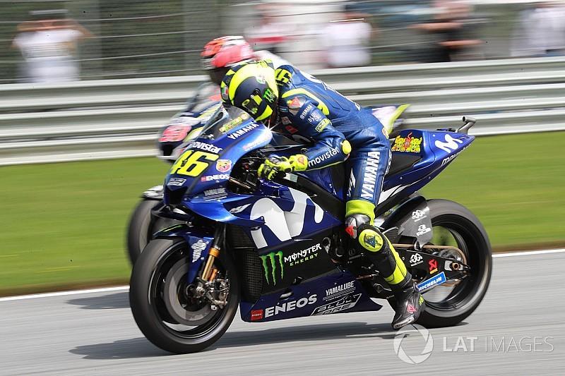 Rossi hoopt dat kwartje is gevallen bij Yamaha