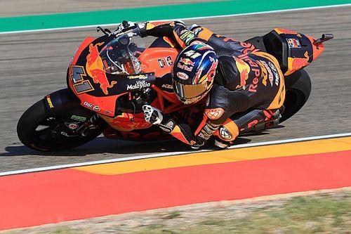 Moto2 Aragon: Kemenangan kedua Brad Binder