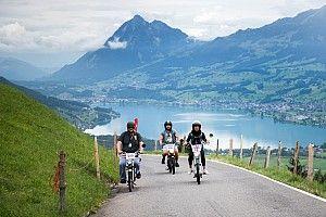 Mit Tempo 30km/h quer durch die Postkarten-Idylle der Zentralschweiz