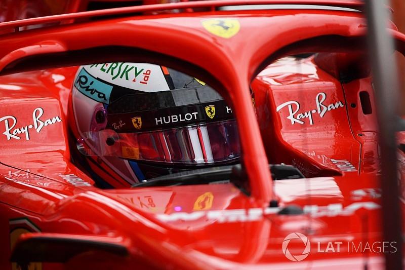 """Il solito """"normale"""" venerdì di Räikkönen: """"Contento anche se abbiamo girato poco"""""""