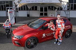 MotoGP Noticias de última hora El grupo Volkswagen estaría buscando comprador para Ducati