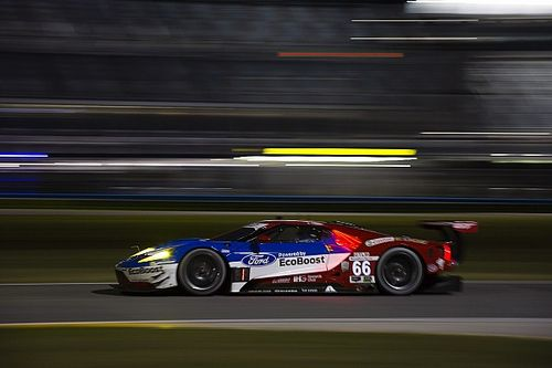 Daytona 24 Hours: Hr16 - Cadillac, Ford back in control