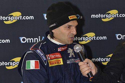 """Andreucci: """"Con la Peugeot 2017 mi trovo meglio, ma c'è grande concorrenza"""""""