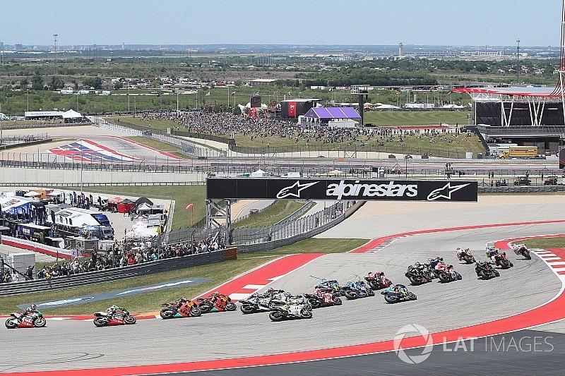 Hoe laat begint de GP van de Verenigde Staten MotoGP?