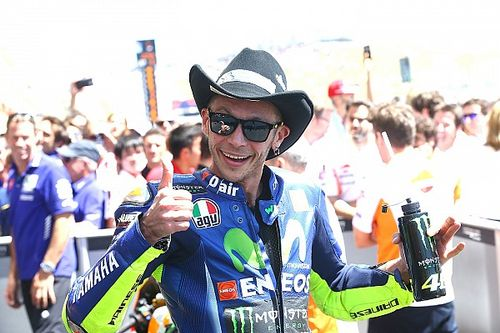 Rossi passed fit to compete at Mugello