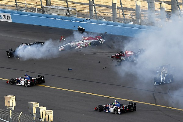 IndyCar 速報ニュース 【インディカー】アンドレッティ、今季2度目まさかの4台