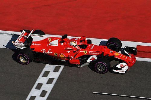 "Sebastian Vettel nach Pole-Position für Ferrari in Sochi: ""Alles tipptopp"""