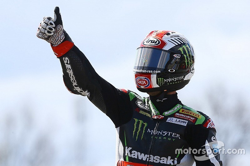 Assen WSBK: Rea wins again as Davies breaks down