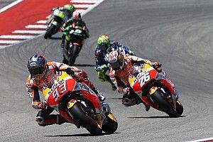 MotoGP 2017 in Austin: Das Rennergebnis in Bildern