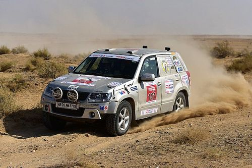 Desert Storm, Leg 5: Rana wins Xtreme, Nataraj seals Moto after late drama