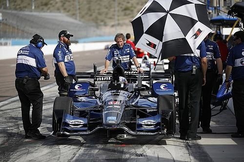Rahal impressed with RLLR's revised engineering lineup