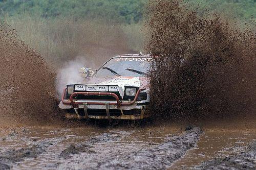 Zespoły WRC przeciwne Safari