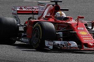 【F1】ベッテル「ロシアの気温が低くても、メルセデスと戦える」