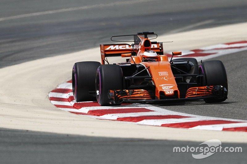 【F1】合同テスト2日目:マクラーレン、81周走破で最良の日を過ごす