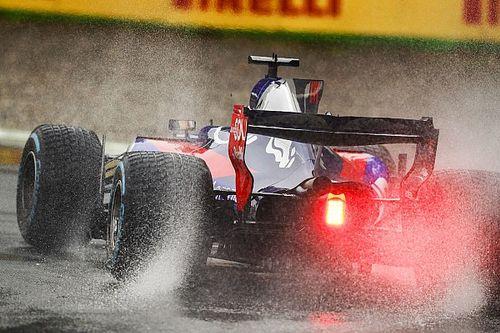 Amikor az F1-es autók szárnyalnak a vízen: gyönyörű!