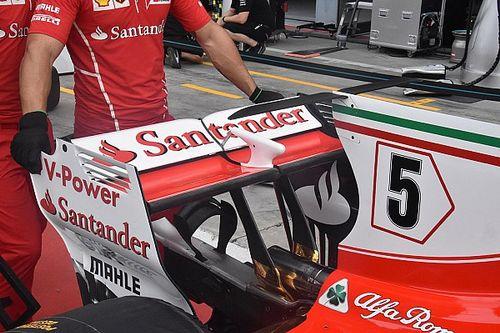 Gallery: Key F1 tech shots at Italian GP
