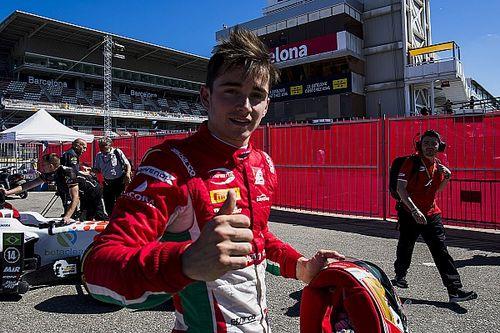 'Ganar en Barcelona redondea un comienzo perfecto', por Charles Leclerc