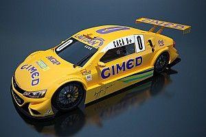 Cacá Bueno terá pintura da Lotus de Senna em Sta Cruz do Sul