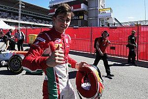 لوكلير يستفيد من سيارة الأمان ليفوز بسباق برشلونة الأوّل في الفورمولا 2