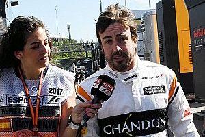 Massa: Alonso'nun Monaco'yu kaçırması doğru değil