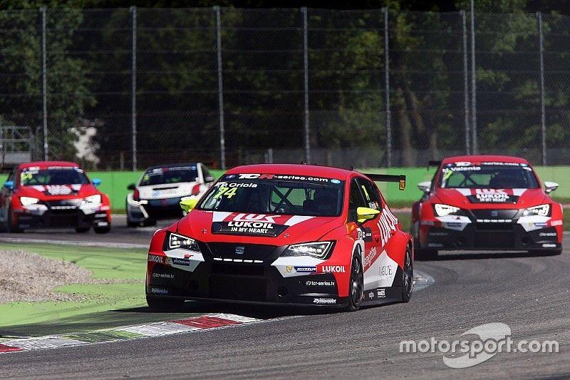 Craft-Bamboo Racing score podium in Monza