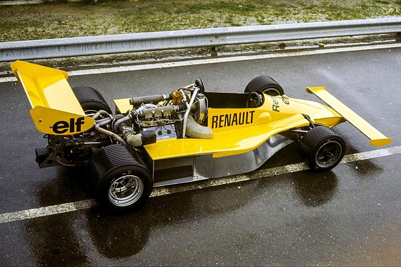 Техническое ретро: как Renault пришла в Формулу 1