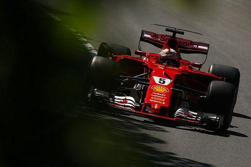 Ferrari: Vettel stupisce a 344,1 km/h alla speed trap con il DRS aperto