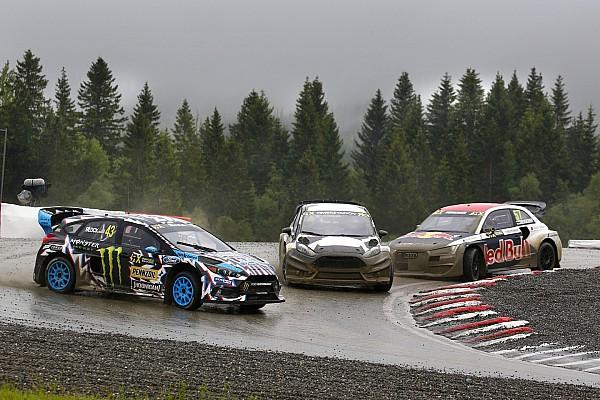 Rallycross-WM (WRX) 2017 in Hell: Johan Kristoffersson siegt für VW