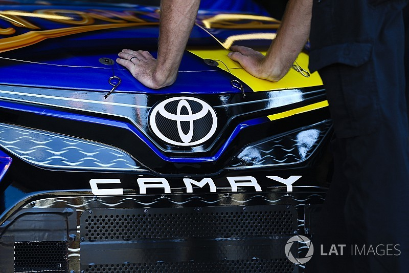 NASCAR Mailbag: Where does Toyota's edge come from?