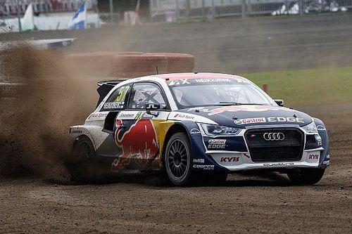 Heikkinen parts ways with Ekstrom's World RX team