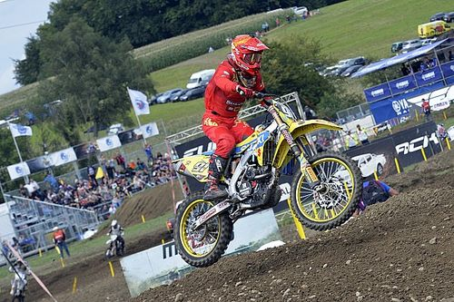 """Pole"" casalinga in MX2 per Jeremy Seewer in Svizzera"